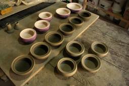 Laboratorio per la ceramica - Riace(Rc) agosto 2010