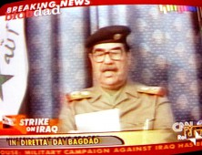 Blobdad Saddam - È guerra - 2005