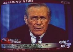 U.S. Rumsfeld - È guerra - 2005