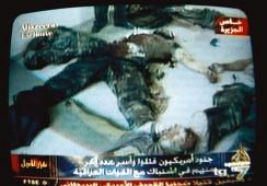 U.S. war dead - È guerra - 2005